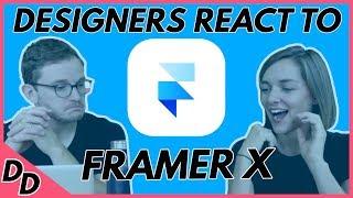 Will Framer X Replace Sketch or Invision Studio? || Crema