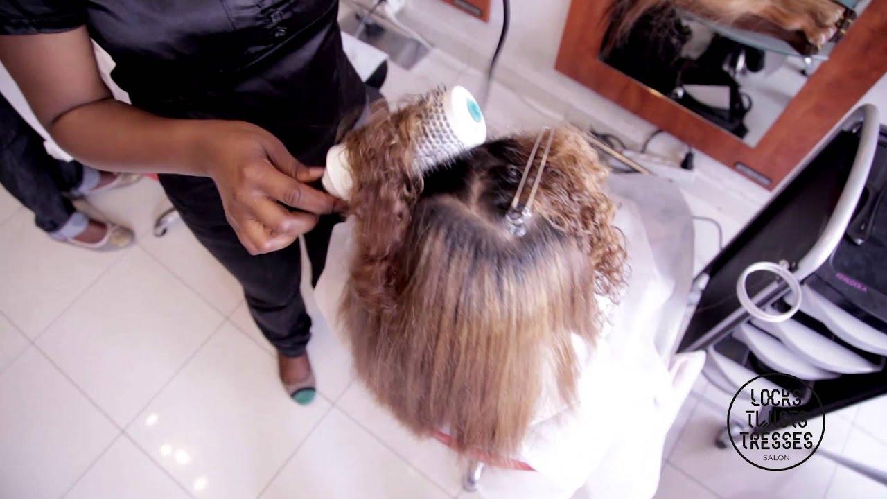 tissage cheveux pose de m ches sur cheveux m tiss s. Black Bedroom Furniture Sets. Home Design Ideas