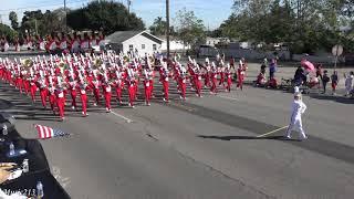 From Arcadia, CA Arcadia High School Apache Marching Band (Varsity)...