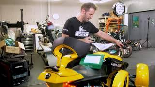 Motorrad-Diagnose by Didier | Episode 1 | BRP Can-Am Spyder stottert und hat Fehlzündungen