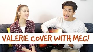 Singing With Meg DeAngelis! Valerie by Amy Winehouse | Alex Aiono Cover