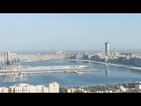 LIVE VIEW from DUBAI🔴 (Palm Jumeirah, Atlantis Hotel)