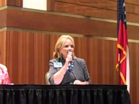 Tax Commissioner Bartow GOP Debate 7 17 12