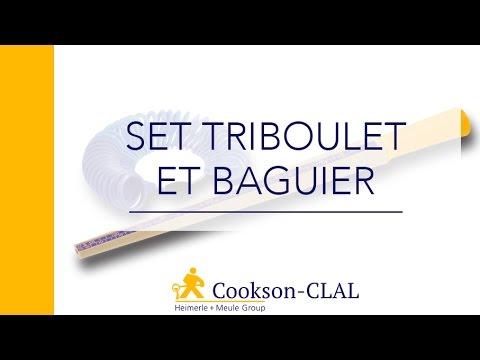 Set Triboulet et Baguier - par Cookson-CLAL