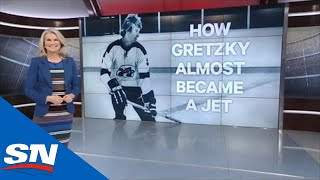How Wayne Gretzky Almost Became A Member Of The Winnipeg Jets