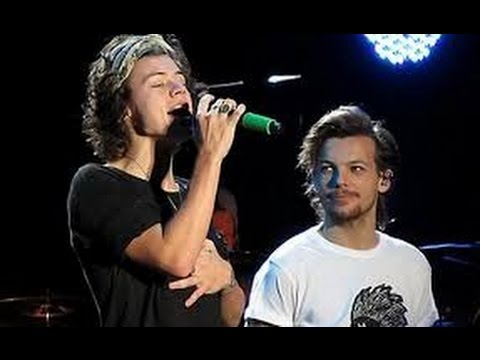 Larry Stylinson - Lyric Changes