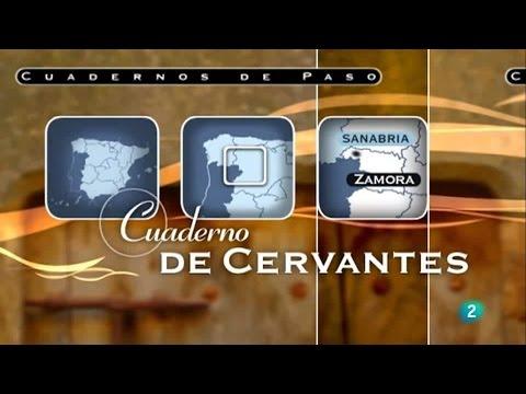 Cuaderno de Cervantes (Cuadernos de paso - La 2, 25/06/16)