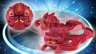 All Bakugan Dragonoids