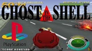 Ghost in the shell PS1