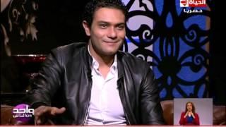 بالفيديو.. آسر ياسين: «لست ينايرجي.. ولم أر إنجازا لشباب الثورة»