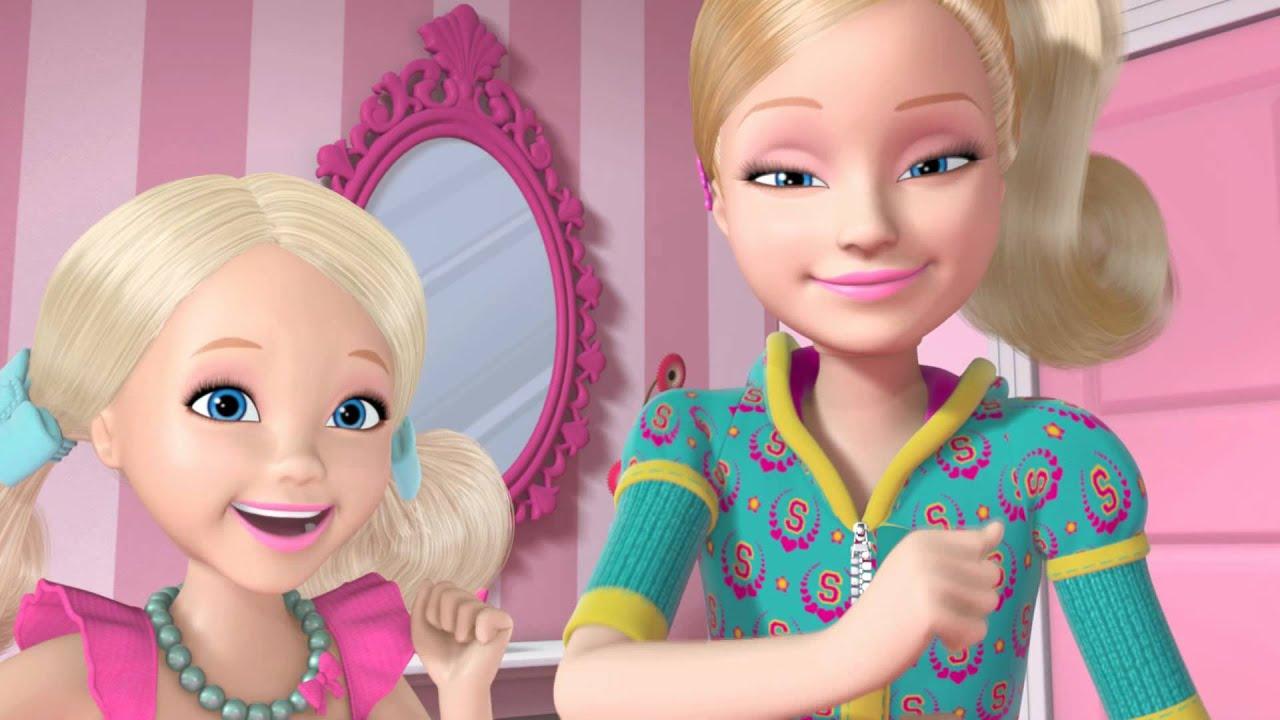 barbie clips
