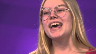 Vanessa Andersson - I wish I was a punkrocker (hela audition) - Idol Sverige (TV4)