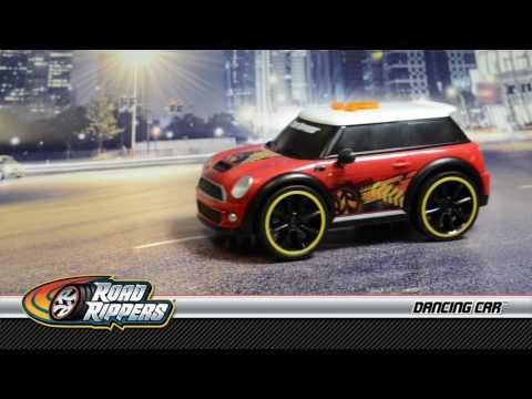 Road Rippers Sesli Ve Işıklı Dans Eden Araç Mini Coopers ve Volkswagen Beetle   Necotoys'dan!