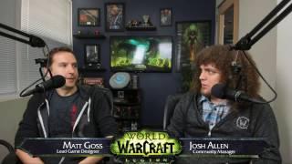 Live Developer Q&A with Matt Goss—March 16, 2017