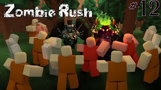 Roblox Zombie Rush Part 12: Level 150