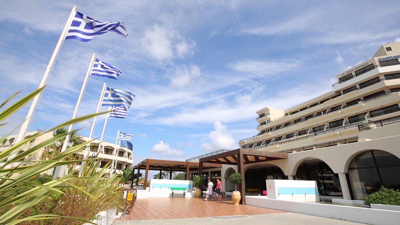 Smartline Cosmopolitan Rhodos' Vestkyst Rhodos Hellas