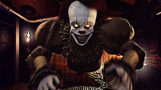 CUIDADO CON PENNYWISE IT THE GAME Gameplay Espanol