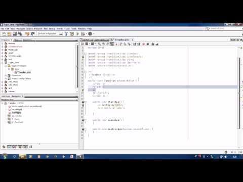 Membuat Aplikasi Java Keren