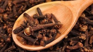 ?Treatment of temporary dental pain of cloves