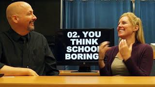 American Sign Language (ASL) Lesson 19