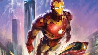 The Iron Man Experience is coming to Hong Kong Disneyland!