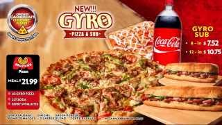 Marco's NEW Gyro Pizza & Sub
