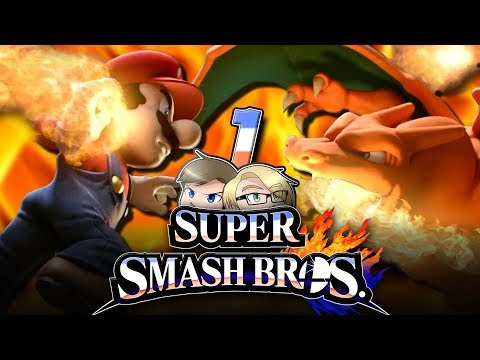 Smash Bros For Glory: Always Pick DK - EPISODE 1 - Friends Without Benefits