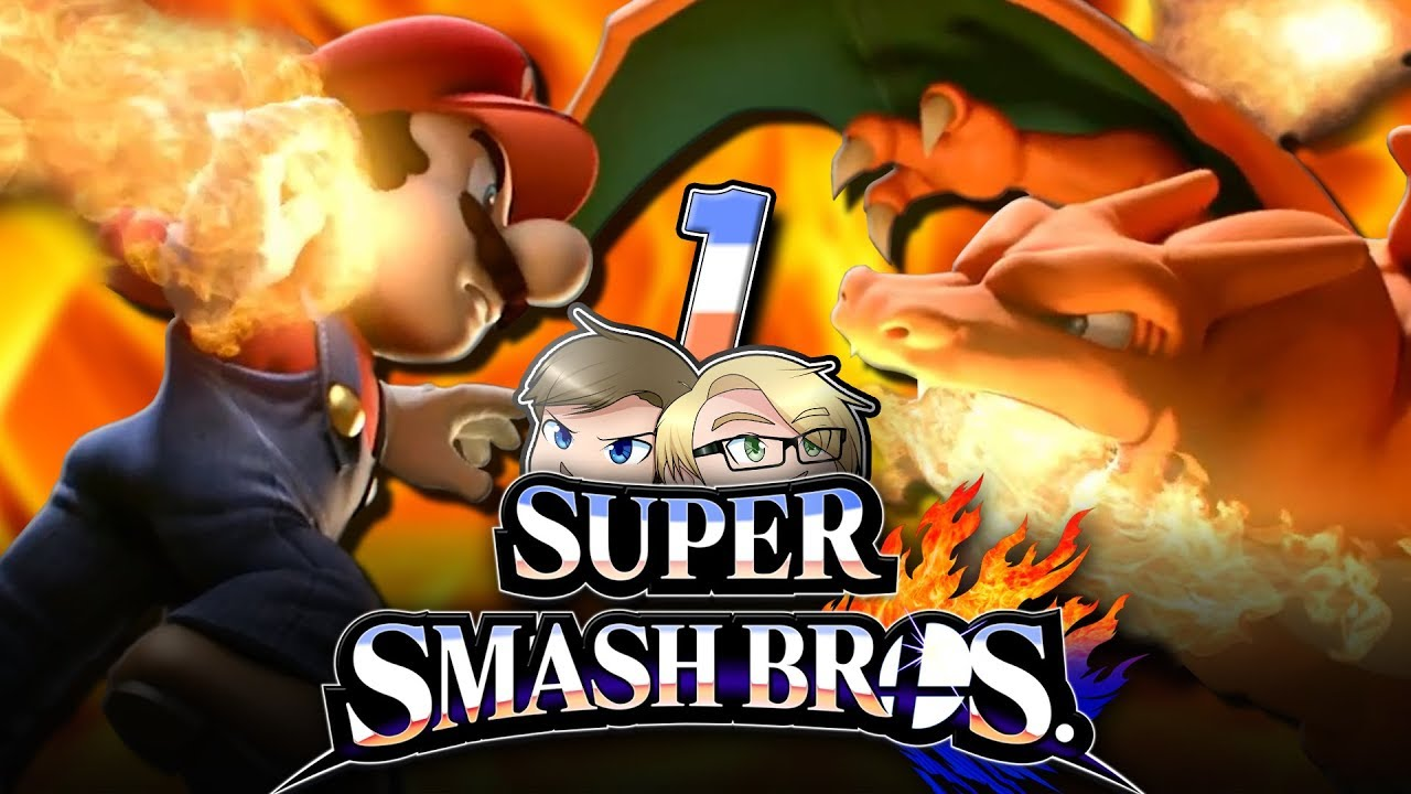 Download Smash Bros For Glory: Always Pick DK - EPISODE 1 - Friends Without Benefits