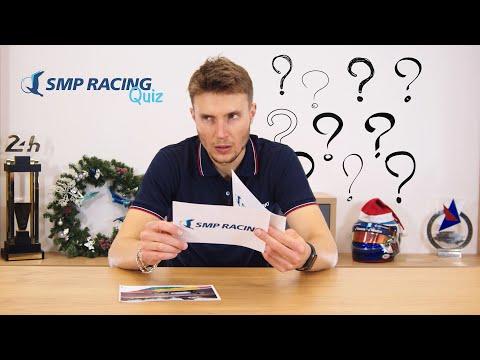 SMP Racing Quiz