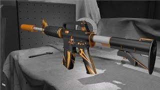 Создание скинов оружия для игры Counter-Strike: Global Offensive