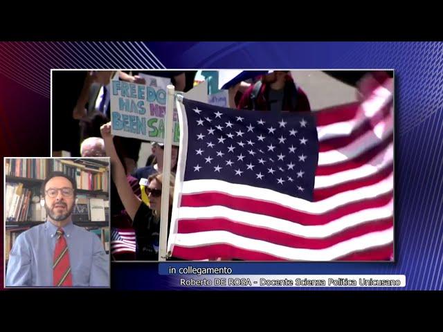 Speciale Presidenziali 2020 (nona puntata) - Le proteste anti-lockdown e le ultime sui democratici