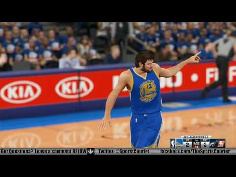NBA Playoffs: Thunder blow 3-1 series lead, Warriors force Game 7