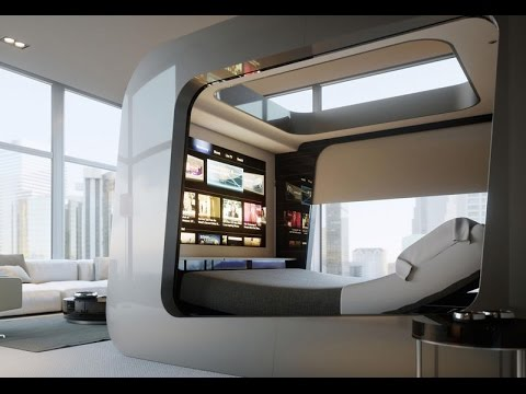 A High Tech Bed To Wish You Good Night Sleep High Tech Bedroom - High tech bedroom design