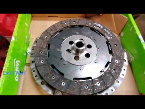 HOW TO INSTALL CLUTCH FOR PEUGEOT.COMMENT INSTALLER L'EMBRAYAGE POUR PEUGEOT 307 SW. تغير كلتش بيجو
