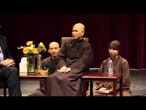 Stanford University Conversations on Compassion with Thich Nhat Hanh and James Doty
