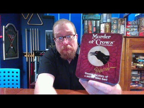 Murder of Crows Review and Tutorial
