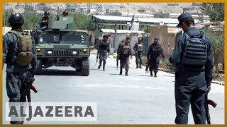 🇦🇫 Gunmen attack intelligence service centre in Kabul   Al Jazeera English