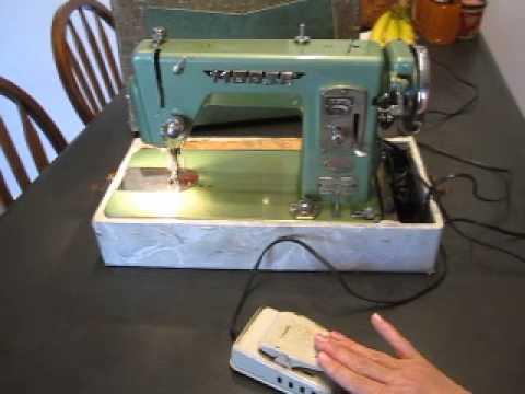 Morse R5L Sewing Machine