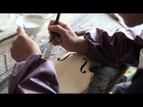 Violins Made In China