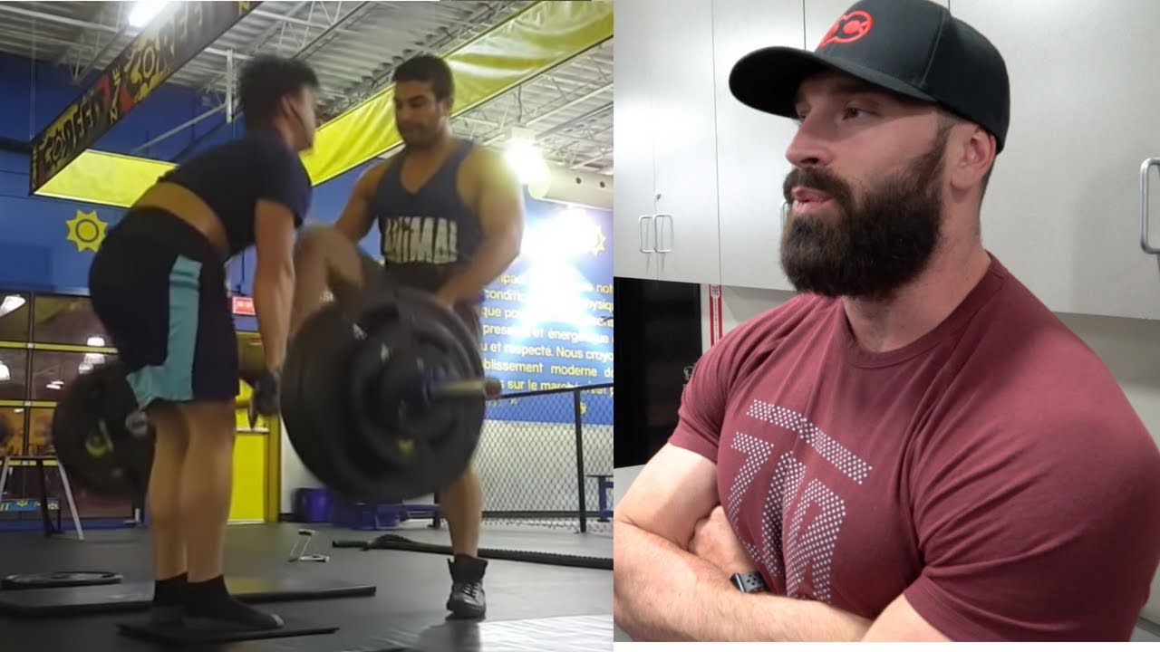 TEENAGER ATTACKED FOR DEADLIFTING IN MONTREAL - MY RESPONSE