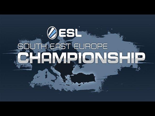 World of Tanks - ESL Dél-Kelet Európai Bajnokság (SEEC) Legjobb  8 Döntő