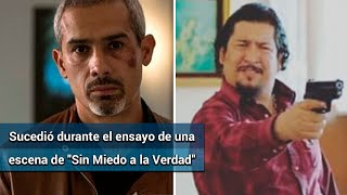 Fallecen 2 actores de Televisa durante ensayo de serie
