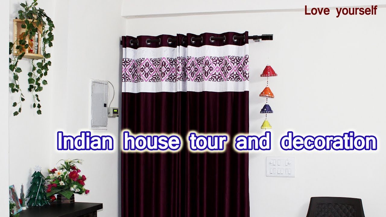 Indian House Tour And Decoration | Indian Home Organisation