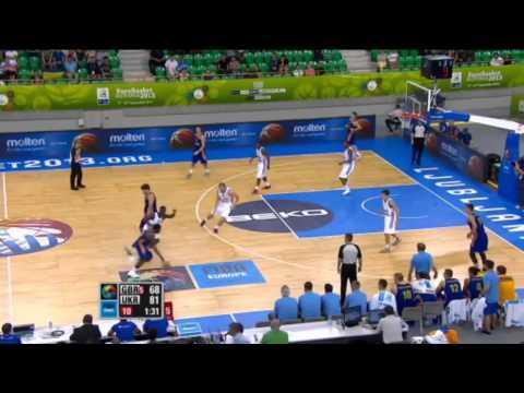 Eugene 'Pooh' Jeter Eurobasket 2013 MIX