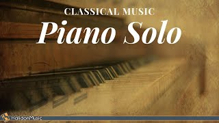 Piano Solo - Classical Music - Stafaband