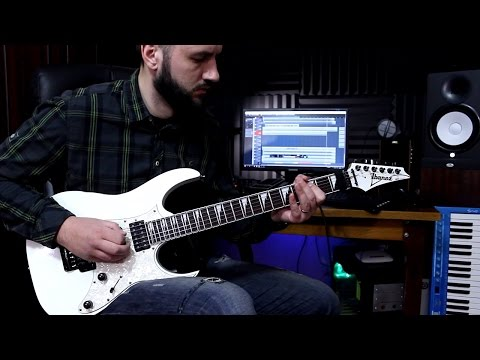 Joe Satriani  - Ten Words [cover]