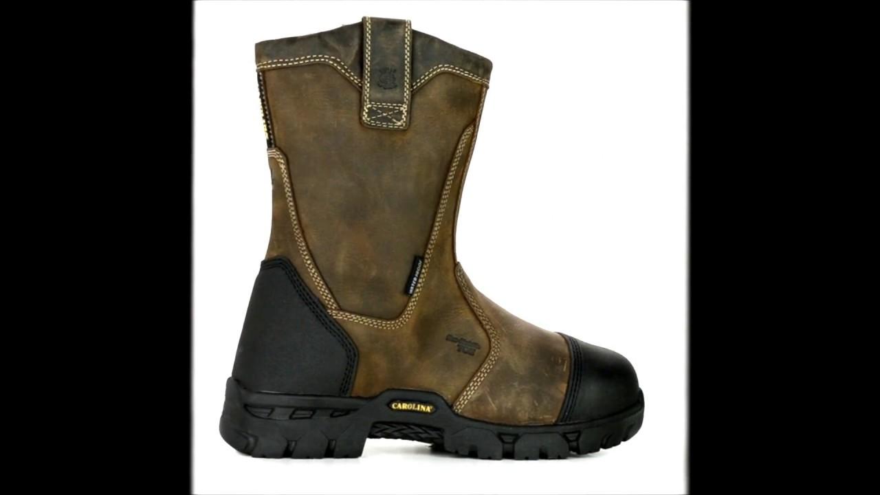 308aecb98db Men's Carolina Composite Toe Waterproof Wellington Metguard Work Boot  CA7533 @ Steel-Toe-Shoes.com
