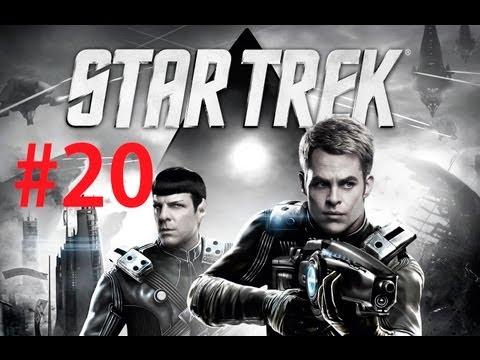 Star Trek (2013) The Video Game Walkthrough Part 20: Gorn Planet Part 3