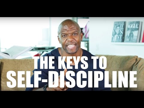 terry-crews'-5-keys-to-self-discipline!!!