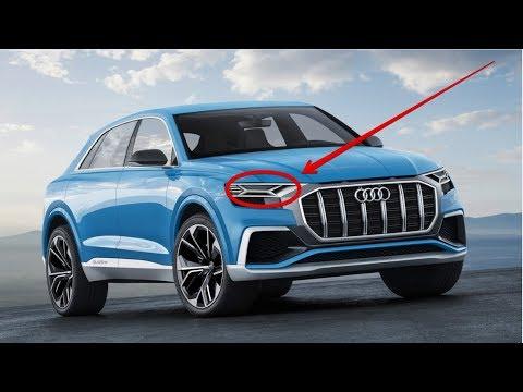 News New 2018 Audi Q8 Suv Price Youtube